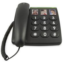 Doro Telefon analog schnurgebunden »PhoneEasy331ph«