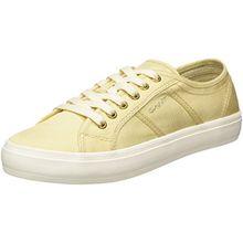 GANT Footwear Damen Zoe Sneaker, Beige (Nude), 37 EU