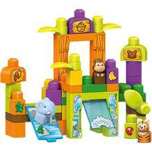 Mega Bloks Safarifreunde-Zoo