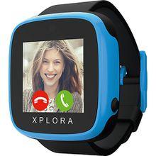 XPLORA GO Smartwatch Kids black schwarz