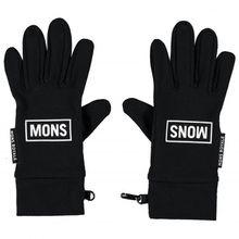 Mons Royale - Elevation Gloves - Handschuhe Gr L;M;S;XL schwarz;rosa/schwarz
