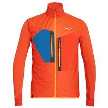 Salewa - Pedroc Hybrid PTC Alpha Jacket - Kunstfaserjacke Gr S rot/orange