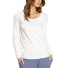 Mey Loungewear Lounge Damen Homewear-Oberteile Weiß L