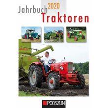 Broschiertes Buch »Jahrbuch Traktoren 2020«