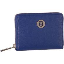 Tommy Hilfiger Geldbörse TH Core Comp ZA Wallet 5732 Mazarine Blue/June Bug