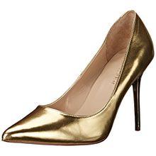 Pleaser Damen Classique 20 Pumps, Gold (Gold Met PU), 45 EU