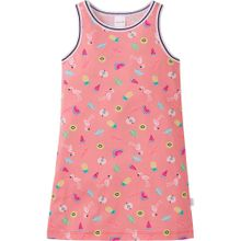SCHIESSER Nachthemd mischfarben / koralle