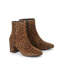 Buffalo Stiefelette mit Leoparden-Print