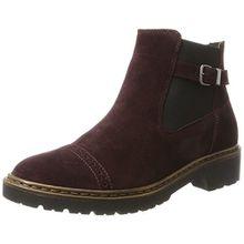 Jenny Damen Portland-St Chelsea Boots, Rot (Brunello), 40 EU (6.5 UK)