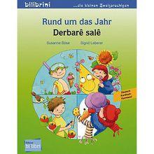 Buch - Rund um das Jahr (Deutsch-Kurmanci)
