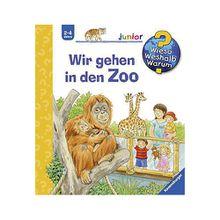 Buch - WWW junior Wir gehen in den Zoo