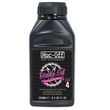 Muc Off - High Performance Brake Oil Gr 250 ml rosa