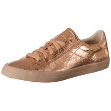 ESPRIT Damen Miana Lace up Sneaker, Beige (Dusty Nude), 40 EU