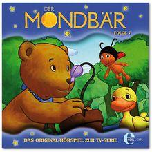 CD Der Mondbär 07 Hörbuch