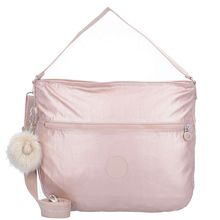 Kipling Fenna Schultertasche 37 cm rosa Damen