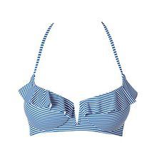 Calzedonia Damen Push-Up-Bikini-BH Volant Denise