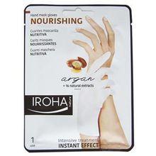 Iroha Pflege Körperpflege Nourishing Hand Mask Gloves 1 Stk.
