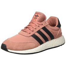 adidas Damen Iniki Runner W Sneakers, Pink (Raw Pink F15/Core Black/FTWR White), 39 1/3 EU