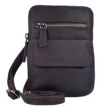 The Chesterfield Brand Sheffield Mini Bag Umhängetasche Leder 12 cm