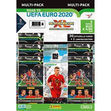 Road to EURO 2020  MULTIPACK Adrenalyn