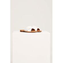 CLOSED Slipper Sandals white