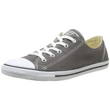 Converse As Dainty Ox 202280-52-122, Damen Sneaker, Grau (Anthracite), EU 40