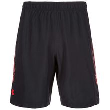 Under Armour HeatGear Woven Graphic Trainingsshort schwarz/rot Herren