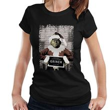 The Grinch Christmas Mugshot Women's T-Shirt