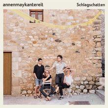 Audio CD »AnnenMayKantereit: Schlagschatten«