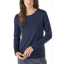 Mey Night2day Night2day Damen Homewear-Oberteile Blau L