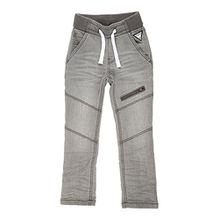 Sigikid Jungen Jeans, Mini, Grau (Grey Denim 20), 128