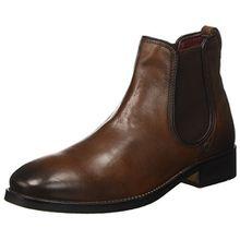 Guess Herren Jared Chelsea Boots, Braun (Cogna), 42 EU