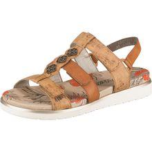 rieker Klassische Sandalen braun Damen