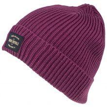 Mons Royale - Fisherman's Beanie - Mütze Gr One Size lila;grau;schwarz