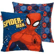 Kuschelkissen Spiderman, 40 x 40 cm