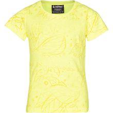 T-Shirt FENA  gelb Mädchen Kinder