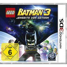 3DS LEGO Batman 3: Jenseits von Gotham