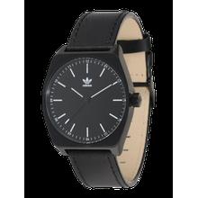ADIDAS ORIGINALS Armbanduhr 'Process_L1' schwarz