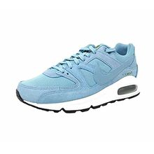Nike Damen Wmns Air Max Command Sneakers, Mehrfarbig (Mica Blue/Mica Blue-White-Palm Green), 38.5 EU