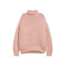 H & M - Pullover aus Wollmischung - Orange - Damen