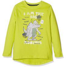 Blue Seven Jungen T-Shirt 850538 X, Gelb (Zitrone ORIG 114), 104