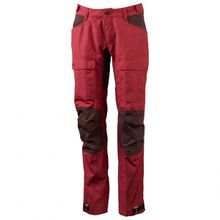 Lundhags - Women's Authentic II Pant - Trekkinghose Gr 34 - Long;34 - Regular;36 - Regular;38 - Long;38 - Regular;40 - Long;40 - Regular;42 - Long;42 - Regular;44 - Long;44 - Regular;46 - Long;46 - Regular;D17 - Short / Wide;D18 - Short / Wide;D19 - Short / Wide;D20 - Short / Wide;D21 - Short / Wide;D23 - Short / Wide schwarz;rot/rosa