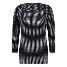 Betty Barclay Langarm-Shirt 3/4-Arm-Shirts mehrfarbig Damen