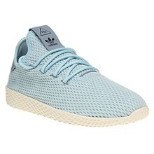 adidas Pharrell Williams Tennis Hu Mädchen Sneaker Blau