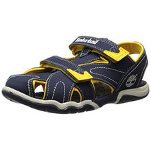 Timberland Active Casual Sandal FTK_Adventure Seeker Closed Toe Sandal, Unisex-Kinder Sandalen, Blau (BLUE), 37 EU