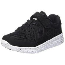 Hummel Unisex-Kinder Crosslite Sneaker JR, Schwarz (Black), 26 EU