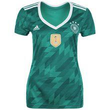 adidas Performance DFB Trikot Away WM 2018 Damen grün Damen