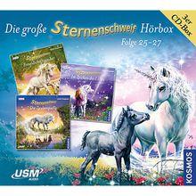 CD Die große Sternenschweif - Hörbox 9 (Folgen 25-27, 3 CDs) Hörbuch