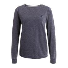 DREIMASTER Pullover taubenblau