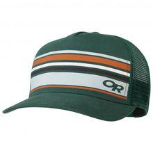 Outdoor Research - Strata Trucker Cap - Cap Gr One Size grau;oliv/grau/türkis